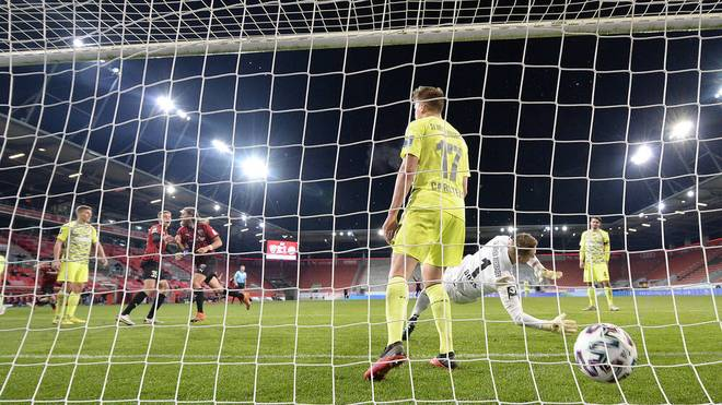 Der FC Ingolstadt besiegte Wehen Wiesbaden klar