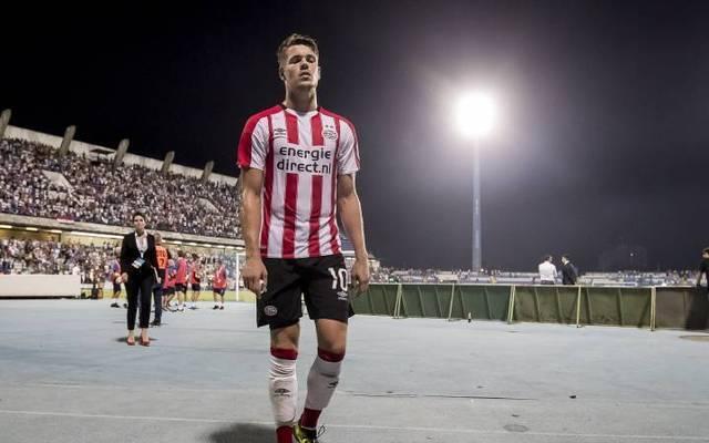 Marco van Ginkel kann endlich wieder für PSG auf dem Platz stehen