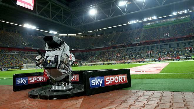 Die Deutsche Fußball-Liga (DFL) verhandelt mit Sky über eine Lösung bei den TV-Geldern