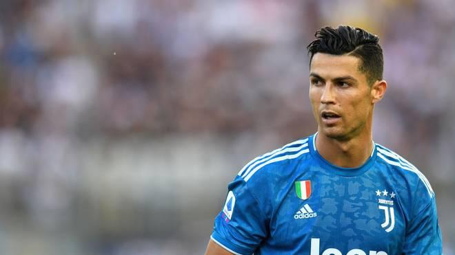 Cristiano Ronaldo soll einen Mega-Vertrag bei Nike unterschrieben haben