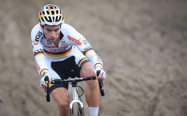Marcel Meisen wurde fünf Mal deutscher Meister im Cyclocross