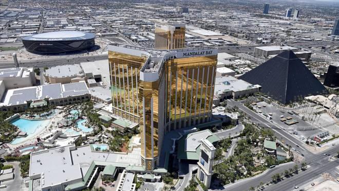 Las Vegas ist die neue Heimat des NFL Pro Bowl