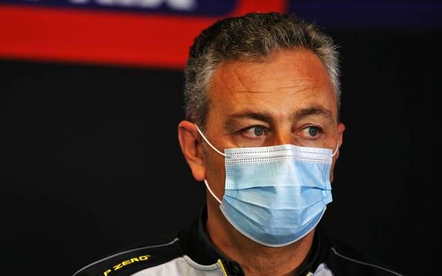 Pirelli-Rennleiter Mario Isola ist am Sonntag beim Großen Preis der Formel 1 in der Türkei positiv auf Corona getestet worden