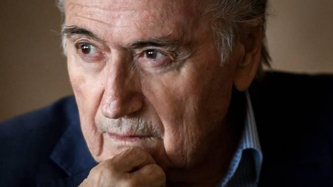 Blatter befindet sich auf dem Weg der Besserung