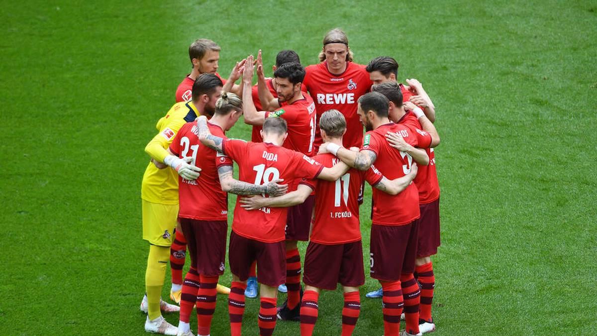Der 1. FC Köln wurde in der Bundesliga 16.