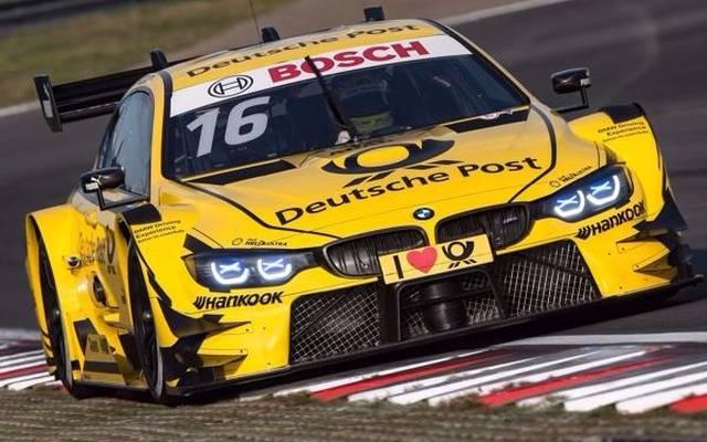 BMW-Pilot Timo Glock will auch 2018 in der DTM an den Start gehen