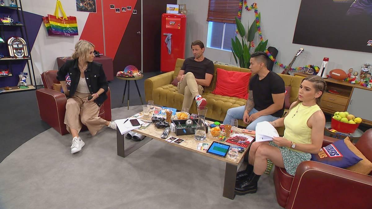 SNICKERS Fan Talks: Folge 3 mit Roman Weidenfeller und Tutty Tran