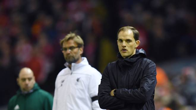 Thomas Tuchel und Jürgen Klopp droht das frühe Aus in der Champions League