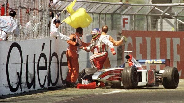 "Formel 1 in Kanada: Die Opfer der ""Wall of Champions"""