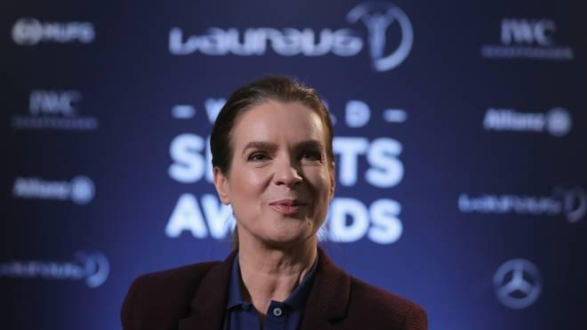 Media Interviews - 2018 Laureus World Sports Awards - Monaco