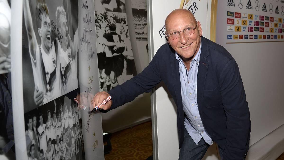 Wolfgang Kleff feiert am Mittwoch seinen 70. Geburtstag