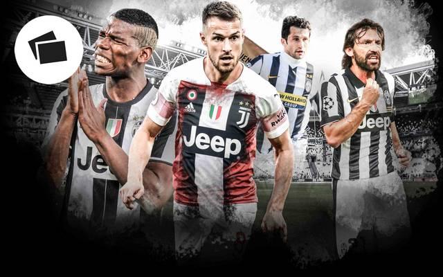 Juventus Turin: Die Ablösefrei-Transfers mit Ramsey, Pirlo, Pogba