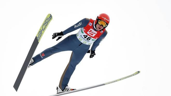 Vinzenz Geiger wurde in Trondheim starker Zweiter