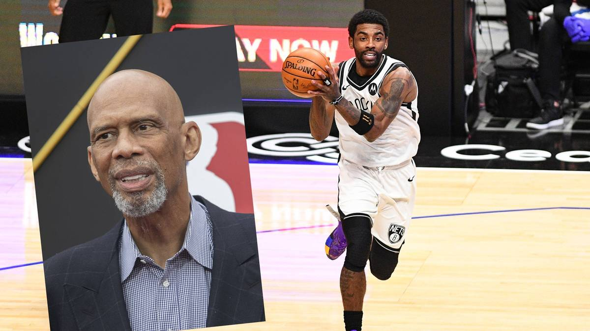 Kareem Abdul-Jabbar will Impf-Gegner wie Kyrie Irving aus der NBA verbannen