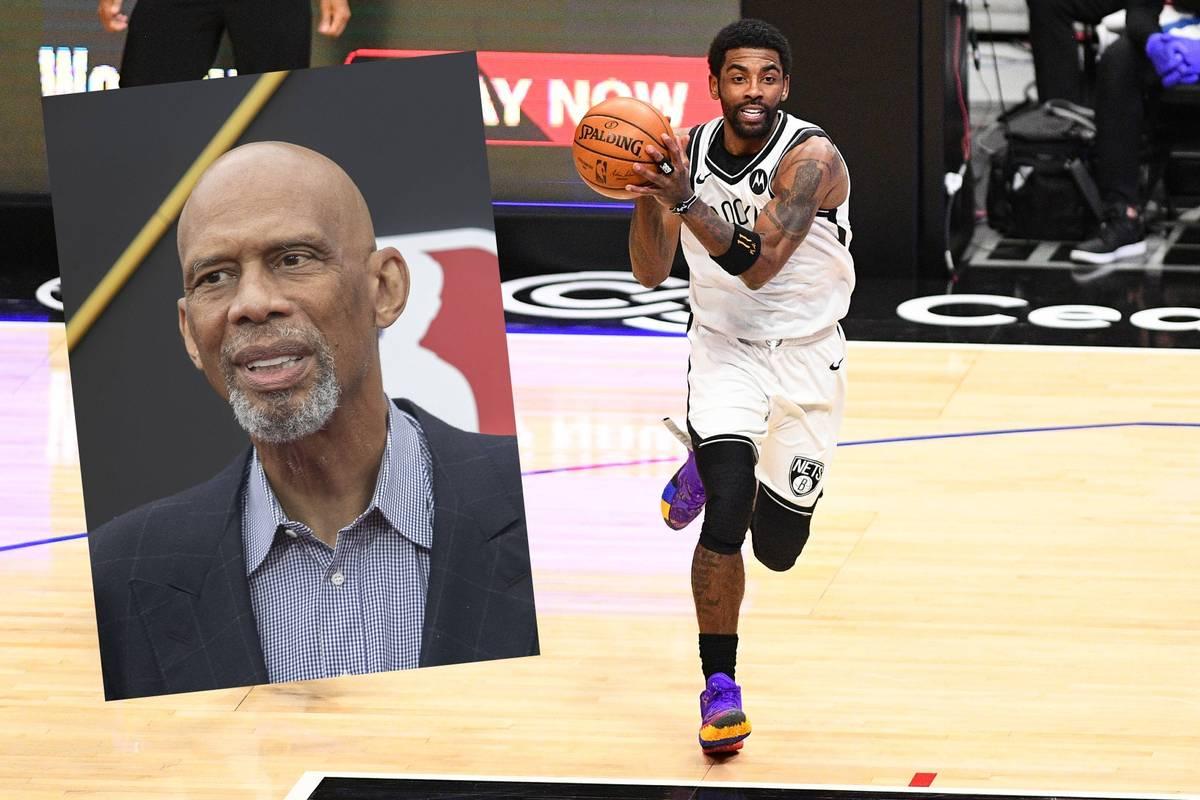 Kurz vor dem NBA-Start sorgen ungeimpfte Spieler für Aufsehen. Basketball-Legende Kareem Abdul-Jabbar hat eine klare Haltung zur Problematik.