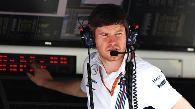 Rob Smedley arbeitet seit 2014 für Williams in der Formel 1