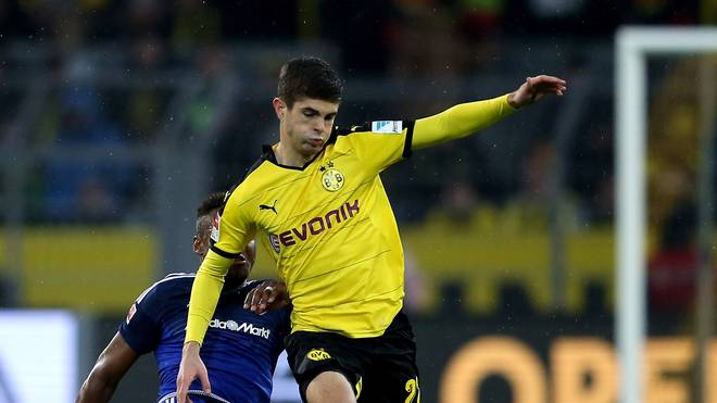 Wunderkinder im Fußball - CHRISTIAN PULISIC (Borussia Dortmund)