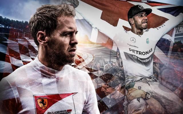 Sebastian Vettel holte zwei seiner bisher vier Titel erst im allerletzten Saisonrennen.