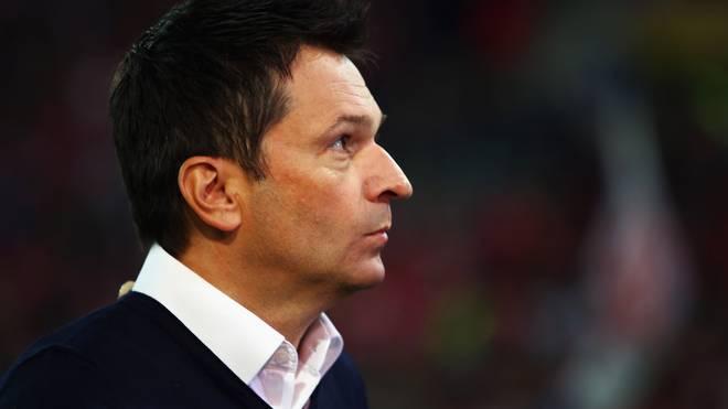 Christian Heidel arbeitet seit 1992 für den 1. FSV Mainz 05