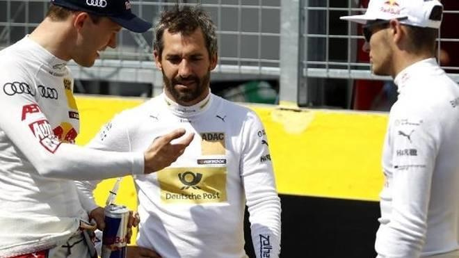 Die DTM freut sich auf das Abschiedsrennen von Mattias Ekström