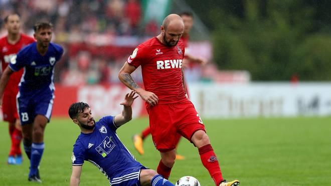Konstantin Rausch spielt für den 1. FC Köln