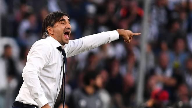 Serie A: Ivan Juric wird neuer Trainer bei Aufsteiger Hellas Verona , Der Kroate Ivan Juric übernimmt Aufsteiger Hellas Verona