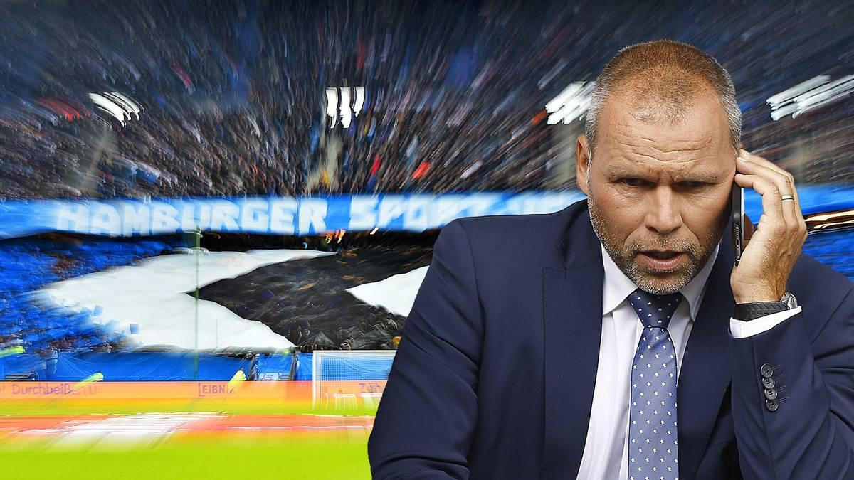 Nico-Jan Hoogma zum HSV