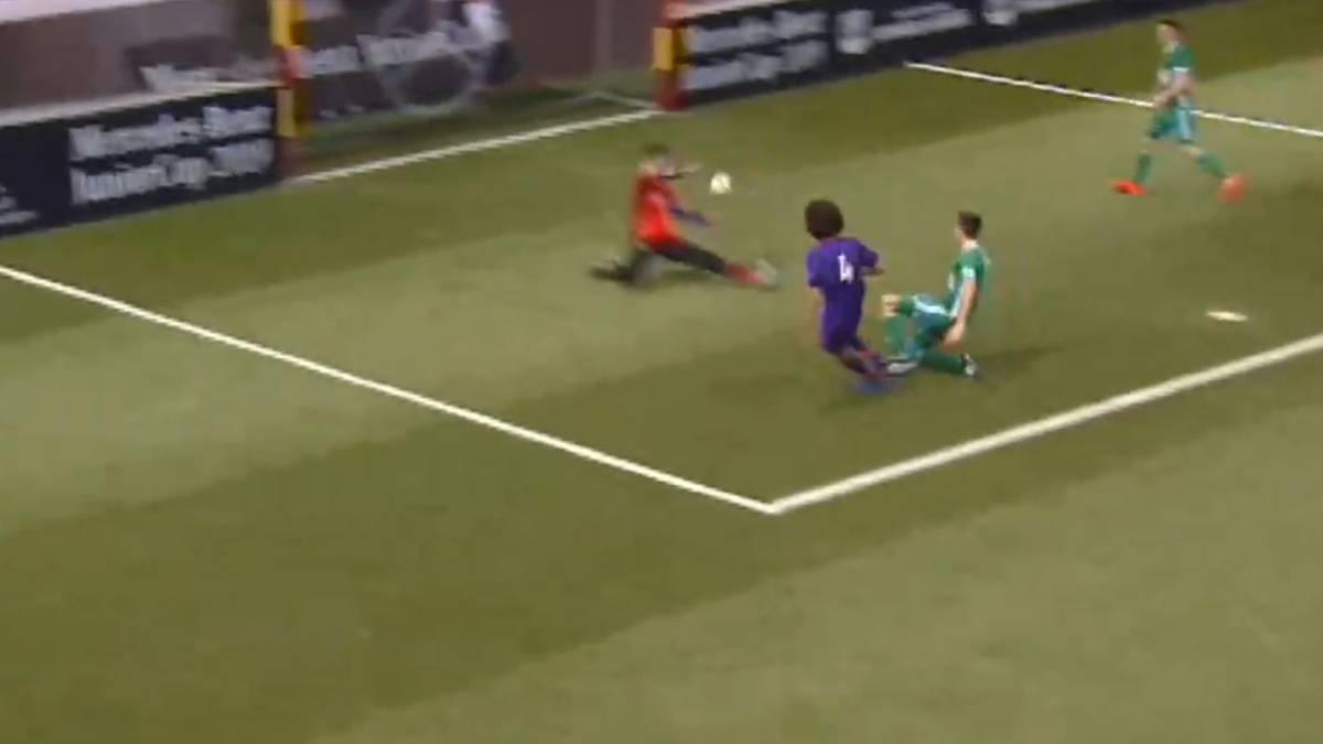 Liverpool triumphiert bei JuniorCup