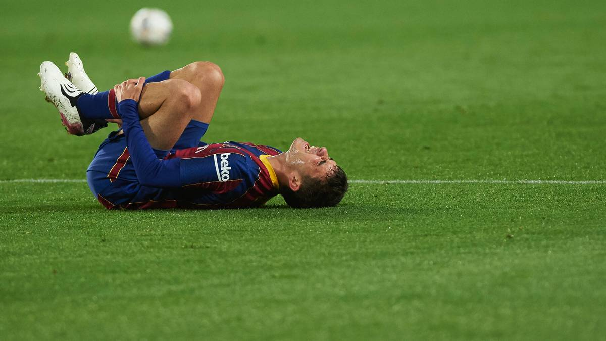 """""""Eine Qual!"""" Barca bezahlt die Zeche bei Pedri"""