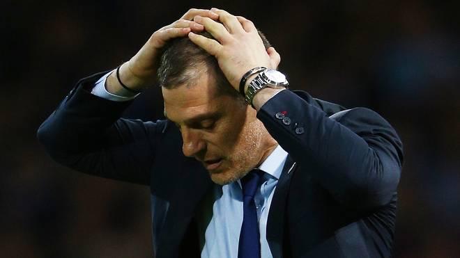 Slaven Bilic ist seit Sommer 2015 Trainer von West Ham United