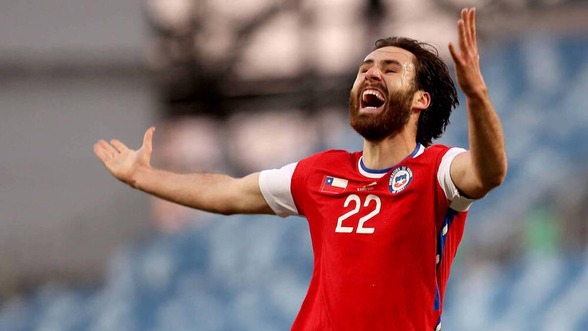 Ben Brereton entwickelte sich in Chile zum Fan-Liebling