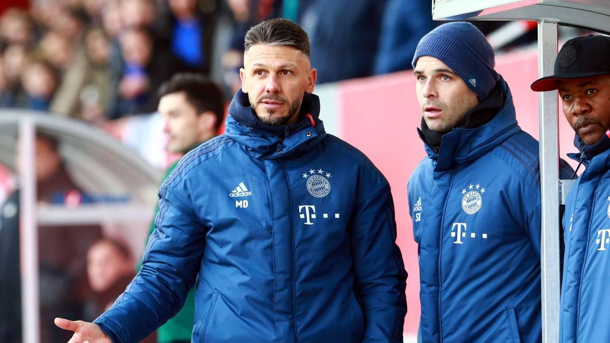 Martin Demichelis ist seit Sommer 2019 Trainer der U19 des FC Bayern