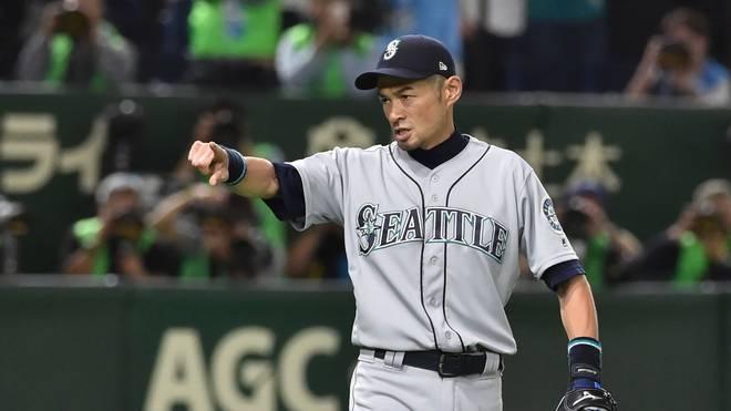 BASEBALL-MLB-ATHLETICS-MARINERS
