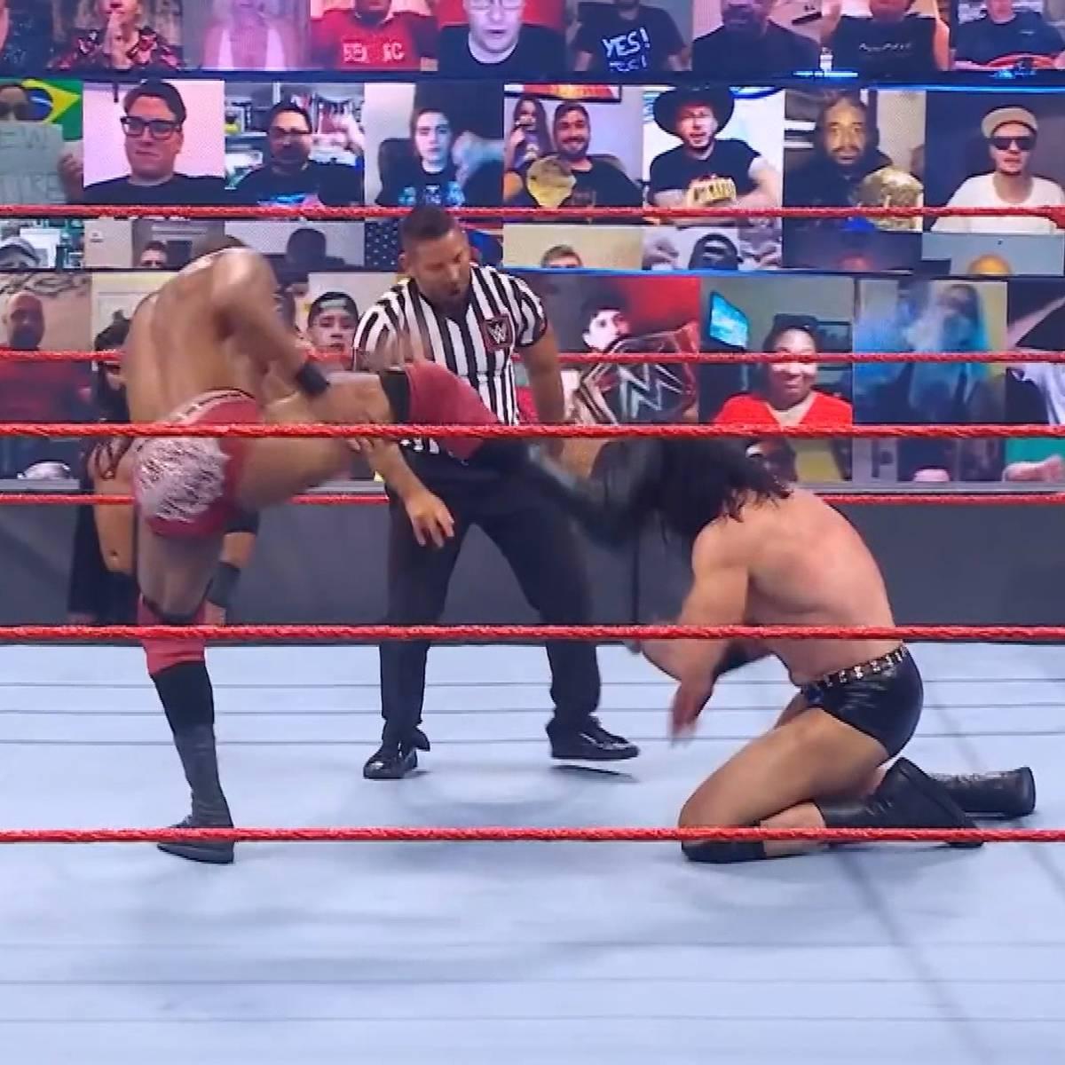 WWE-Star wird Opfer eines neues Schurkentrios