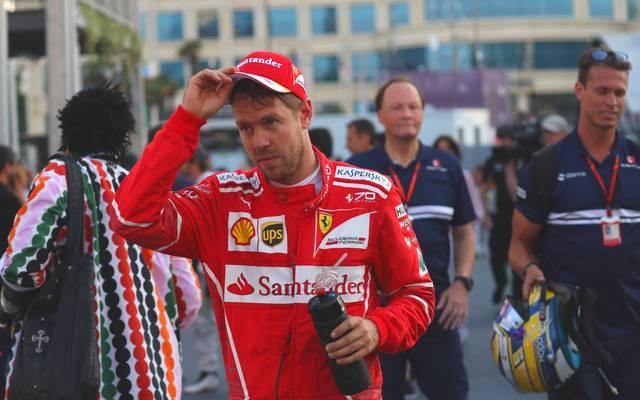 Sebastian Vettel ist dreimaliger Weltmeister