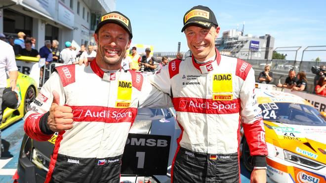 ADAC GT Masters: Team ISR setzt auf Filip Salaquarda und Frank Stippler, Filip Salaquarda und Frank Stippler fahren auch in der kommenden Saison für ISR