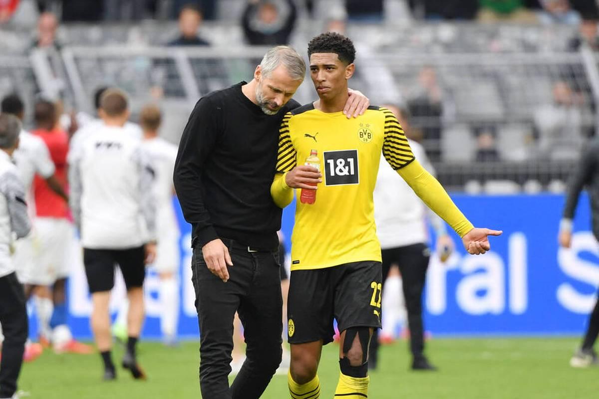 Borussia Dortmund setzt sich gegen den FC Ingolstadt im DFB-Pokal durch. Thorgan Hazard und Jude Bellingham sind die Gesprächsthemen. SPORT1 fasst die Stimmen zusammen.