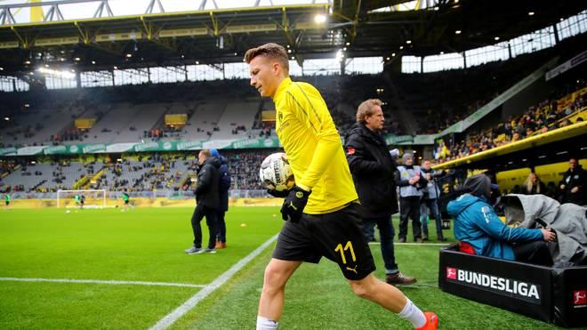 Voraussichtliche Aufstellungen, Bundesliga, Marco Reus