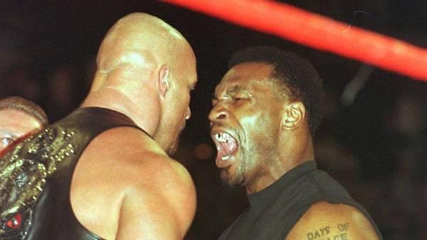Mike Tyson: Verrückte Promi-Auftritte bei WWE