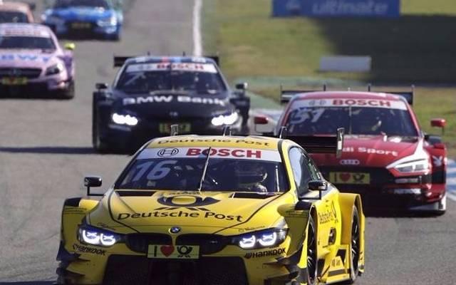 BMW-Pilot Timo Glock ist der beste Samstags-Fahrer in der DTM 2017