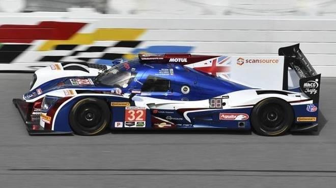 Paul di Resta hatte Spaß an seinem Langstreckendebüt in Daytona