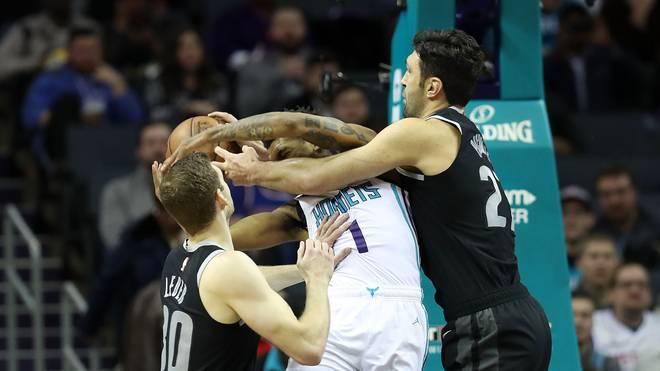 Die Charlotte Hornets und die Detroit Pistons kämpfen noch um den letzten Playoff-Platz