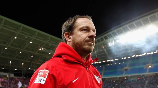Leipzigs Ex-Trainer Alexander Zorniger