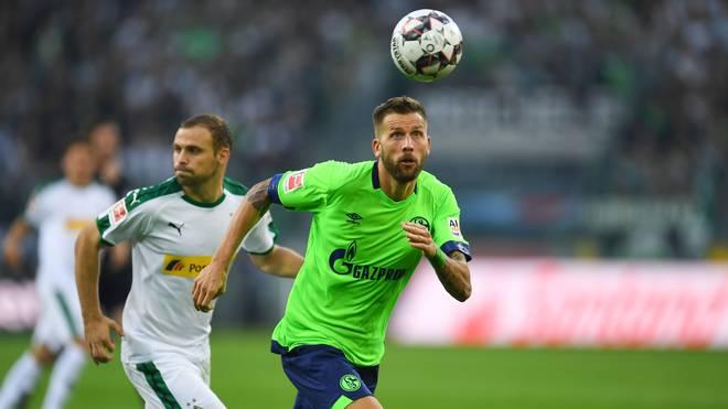 Schalke hat den Vertrag mit Guido Burgstaller bis 2022 verlängert