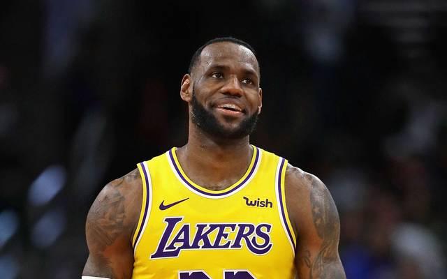 Nba Live Im Tv Stream Mit Mavericks Lakers Warriors Thunder