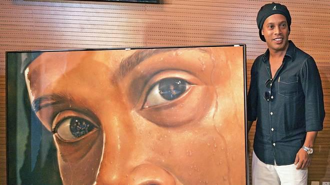 Ronaldinho wird mit einer eigenen Ausstellung geehrt
