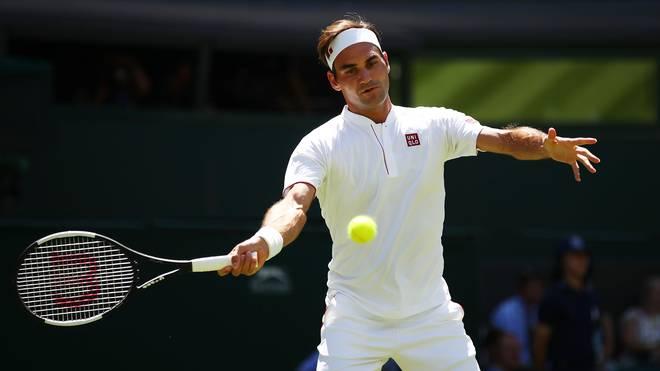Wimbledon 2018: Roger Federer nicht mehr in Nike und ohne Logo