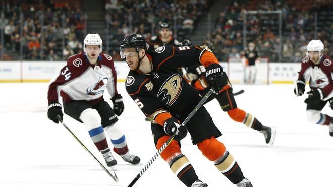 NHL: So lief die Saison der Deutschen - Korbinian Holzer