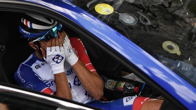 Thibaut Pinot, Tour de France