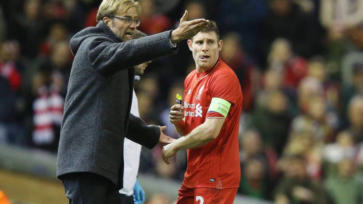 Klopp und Liverpool-Star waren wohl dicht vor Prügelei